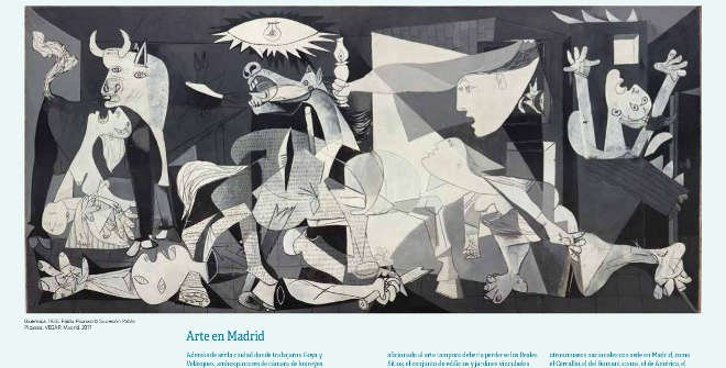 Guía Arte en Madrid