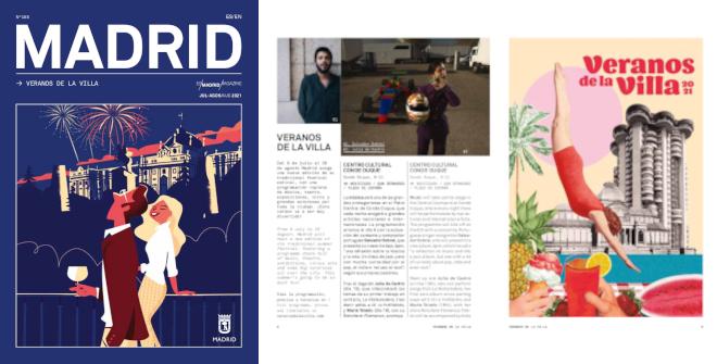 Revista esMADRIDmagazine julio/agosto 2021