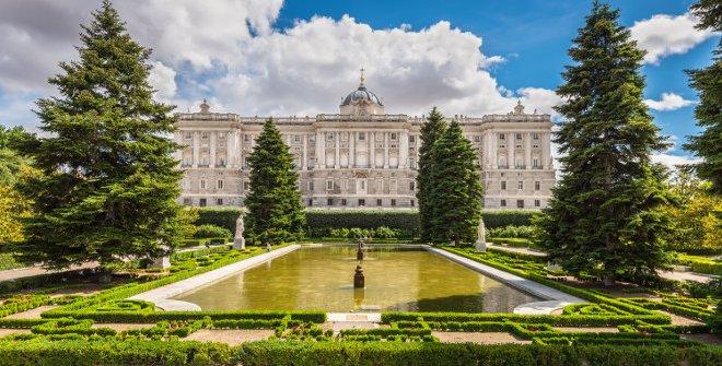 Un lunes en Madrid
