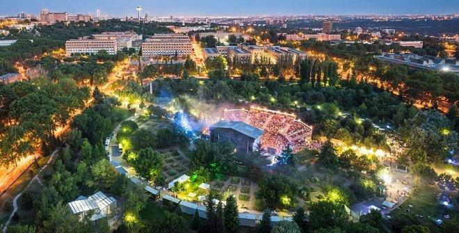 Noches del Botánico