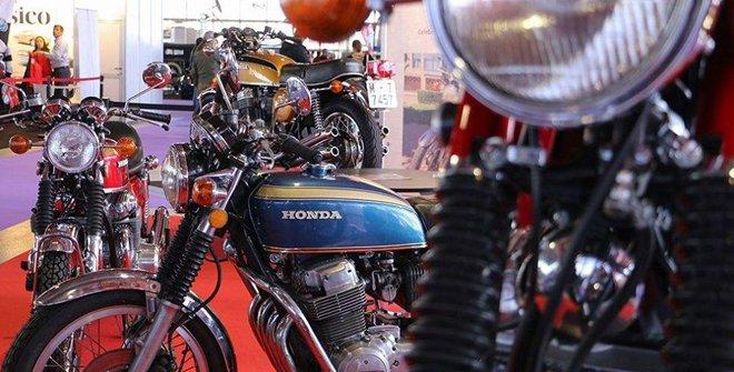 Motorama. Salón comercial de la motocicleta