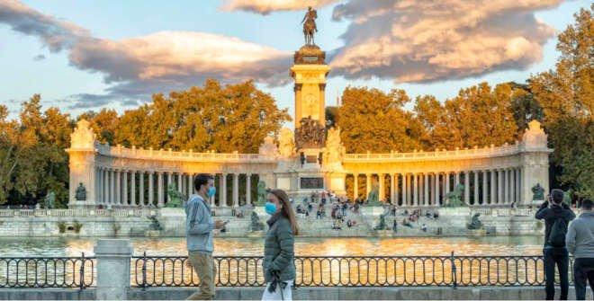 Visita Ayer y hoy del Parque de El Retiro