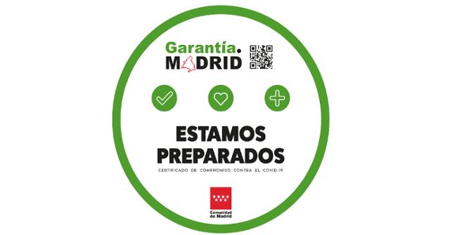 Garantía Madrid