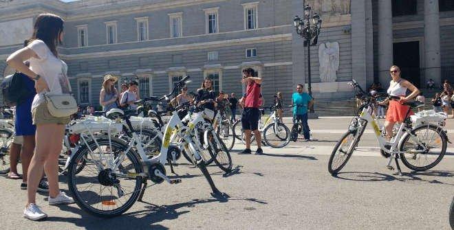 Madrid Bike Tours