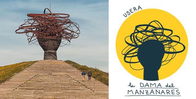 La Dama del Manzanares. Distrito Usera