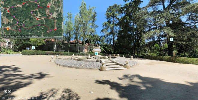 Paseo Virtual por el Parque de la Fuente del Berro(Vivir los Parques)