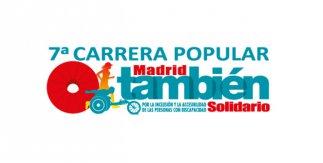 Carrera Madrid también Solidario