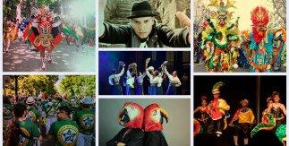 Desfile / pasacalles Carnaval Madrid 2020