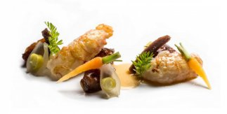 Restaurant Week Madrid - El Club Allard