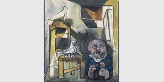 París pese a todo. Artistas extranjeros 1944-1968.