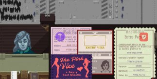 Papers, Please, Document Inspection (C) 3909 LLC