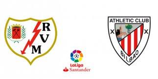 Rayo Vallecano - Athletic Club (Liga Santander)