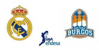 Real Madrid - San Pablo Burgos (Liga Endesa. Jornada 6)