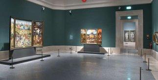 Nueva sala de El Bosco. Museo del Prado
