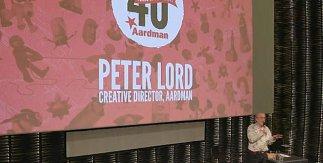 MasterClass de Peter Lord (Aardman) en Cineteca Madrid