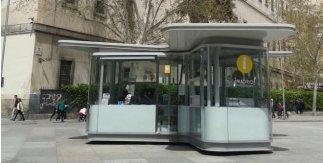 Punto de información turística Atocha-Reina Sofía
