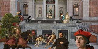 Reencuentro. Museo del Prado