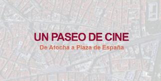 Un paseo de cine por el eje monumental de Madrid